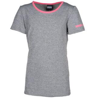 T-shirts & Polo's Mondoni 2017 kinder tshirt lichtgrijs