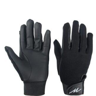 HANDSCHOENEN Mondoni Grippers handschoen zwart