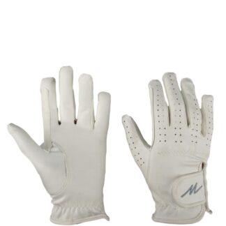 HANDSCHOENEN Mondoni Leatherfeel handschoen wit