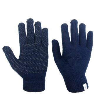 HANDSCHOENEN Mondoni Magic Gloves blauw