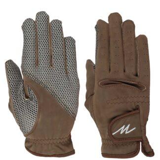 HANDSCHOENEN Mondoni Lima handschoen bruin