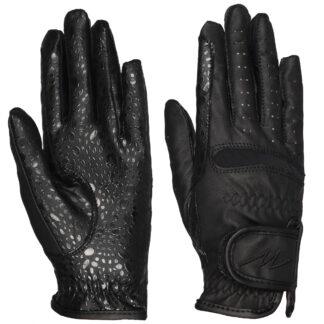 HANDSCHOENEN Mondoni Santiago handschoenen zwart