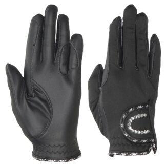 HANDSCHOENEN Mondoni Colombia handschoenen zwart