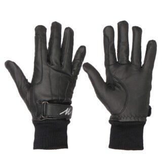 HANDSCHOENEN Mondoni Cordoba handschoenen zwart