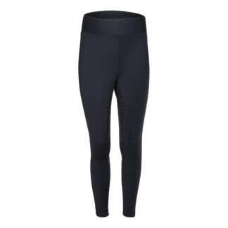Rijleggings Mondoni Sports Lobito FG kinder rijlegging donkerblauw
