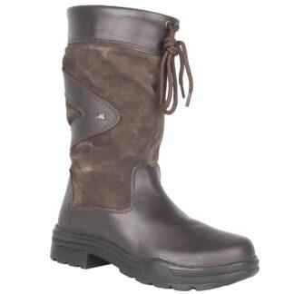 Thermolaarzen Mondoni II outdoor laarzen bruin