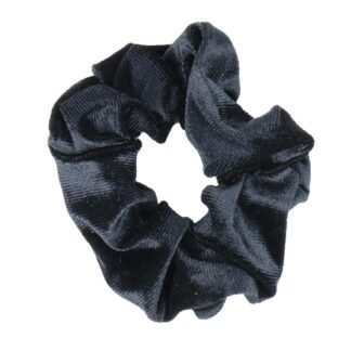 Wedstrijd accessoires Mondoni Scrunchie zwart
